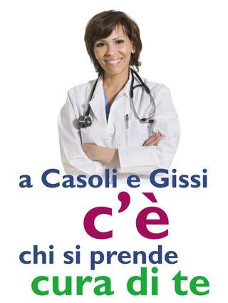 A Casoli e Gissi c'è chi si prende cura di te