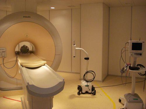 Risonanza magnetica - Ospedale di Lanciano