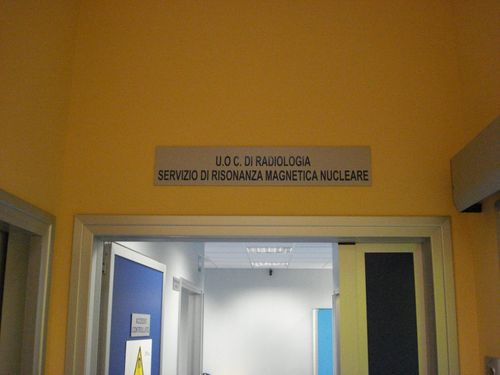 RM Lanciano - Ingresso