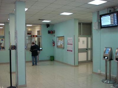 Nuovo sistema eliminacode al CUP dell'Ospedale di Chieti