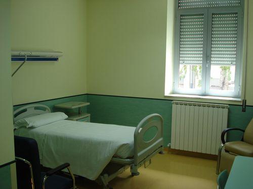 Un 39 ortopedia tutta nuova all 39 ospedale di lanciano pi - Richiesta letto ortopedico asl ...