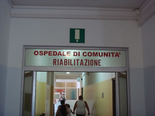 Gissi, Ospedale di comunità