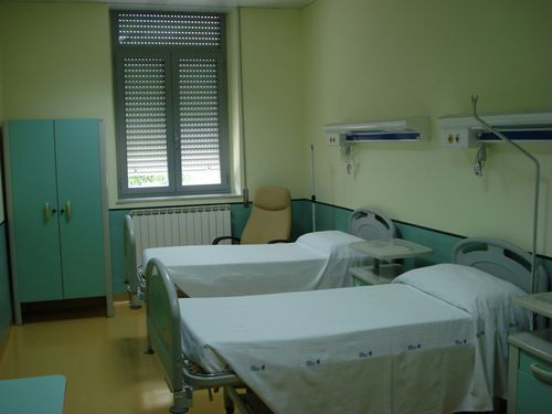 Un 39 ortopedia tutta nuova all 39 ospedale di lanciano pi comfort e impianti d 39 avanguardia news - Richiesta letto ortopedico asl ...