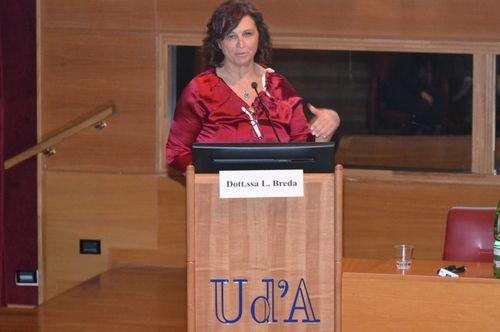 Dottoressa Luciana Breda