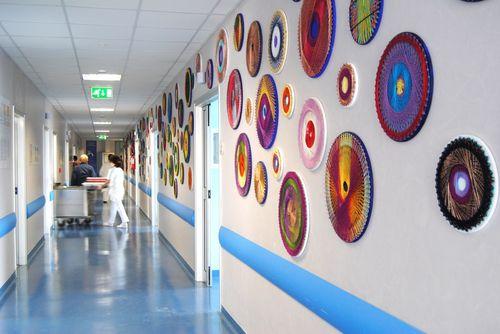I glomeruli del rene diventano opere d'arte all'Urologia di Vasto