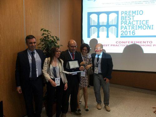 La Asl Lanciano Vasto Chieti vince il premio 'Best Practice Patrimoni Pubblici' al Forum PA