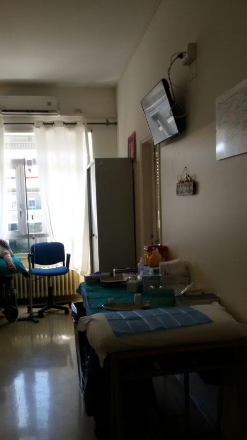 Donazione Rotary all'Oncologia di Vasto, climatizzate le stanze del day hospital