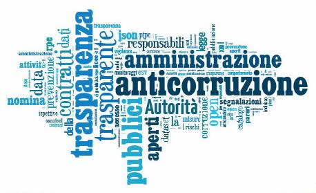 Trasparenza - Anticorruzione