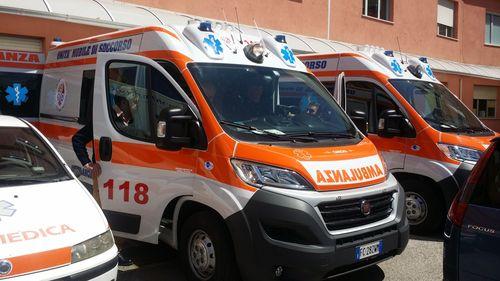 La Asl investe sul territorio, nuove ambulanze per il 118 di Chieti