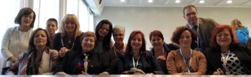 il Gruppo operativo CIO (Comitato Infezioni Ospedaliere) della Asl Lanciano Vasto Chieti