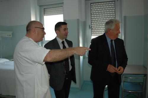 Inaugurazione Day surgery ospedale Vasto