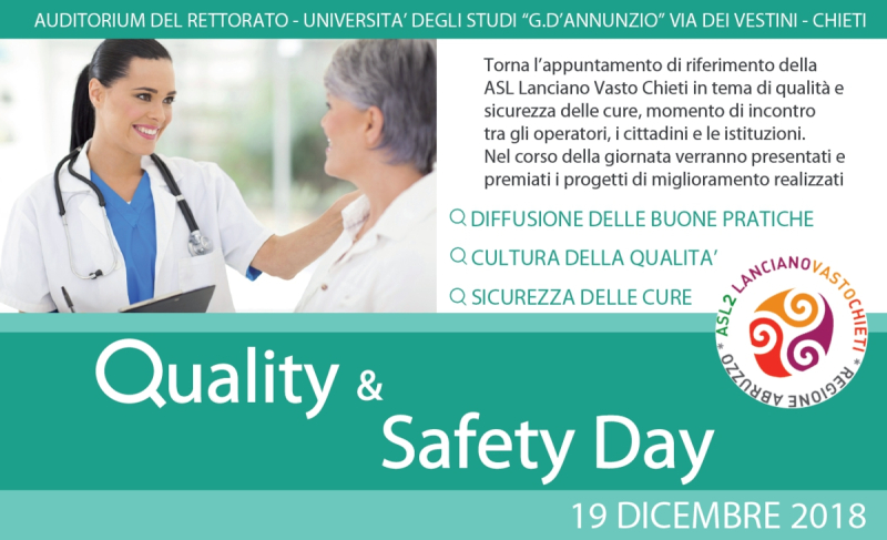 181219 - Quality & safety day