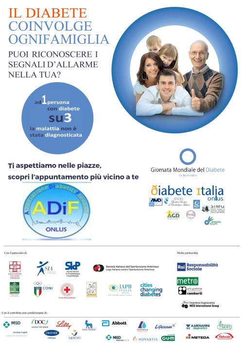 181112-18 - eventi - Giornata del diabete - Lanciano
