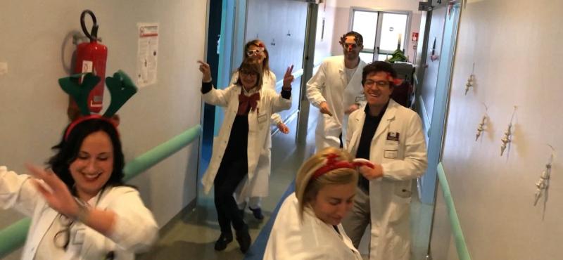Flash-mob Oncologia Chieti 03